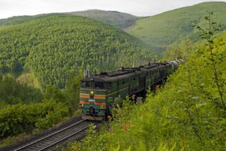 Мониторинг Дальневосточной железной дороги