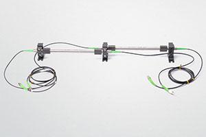 Волоконно-оптический длиннобазный датчик деформации FBG-ST-330