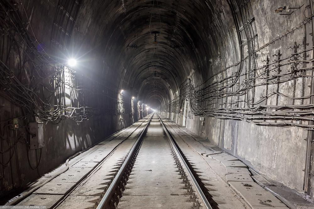 Мониторинг Северомуйского тоннеля
