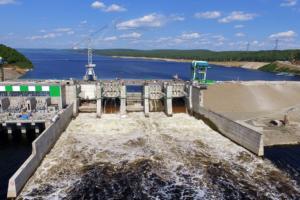 Нижне-Бурейской ГЭС_мониторинг плотины