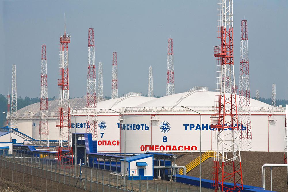 Сковородино_Мониторинг нефтеперекачивающей станци