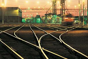 Мониторинг физического состояния железных дорог