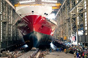 Автоматизированный мониторинг объектов судостроения
