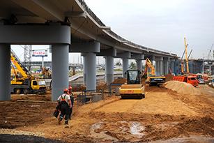 Автоматизированный мониторинг объектов транспортного строительства
