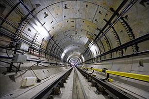 Мониторинг физического состояния тоннеля